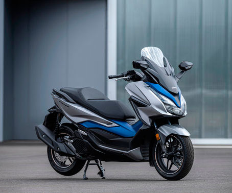 Scooter +125cc